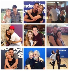 Dancing with the stars October 2014