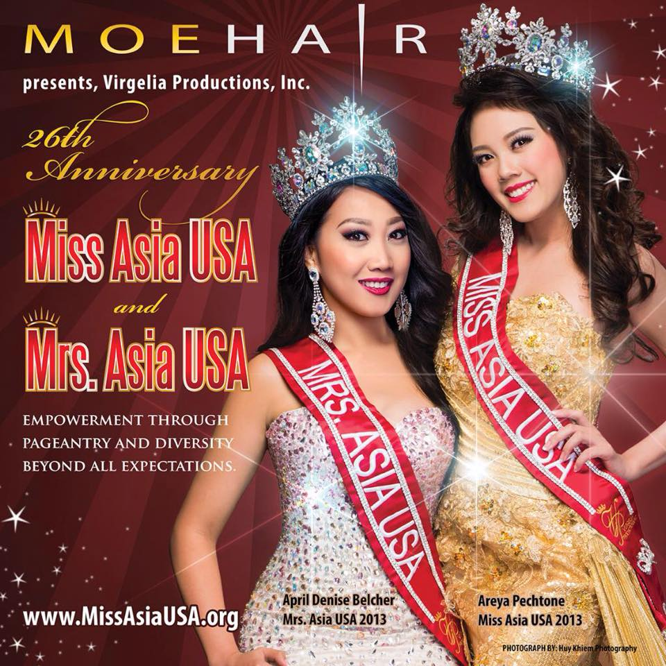 Virgelia - 26th Annual Miss Asia USA and Mrs. Asia USA Cultural Pageants