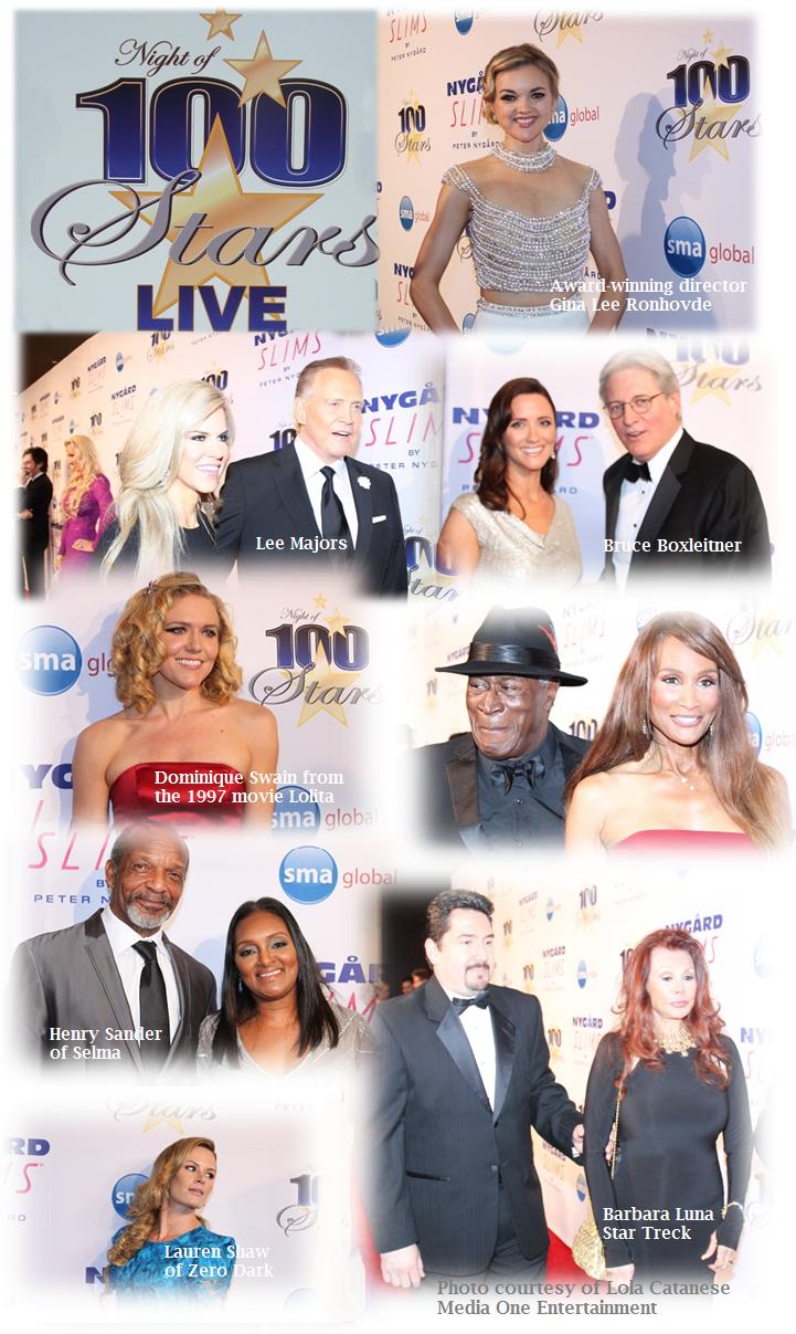 Night of 100 Stars photo gallery courtesy of Lola Catanese