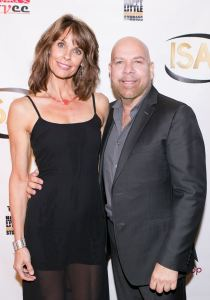 Alexandra Paul with Jason Stuart 2