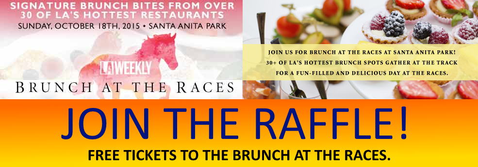 Free Tickets to the Brunch at the Races