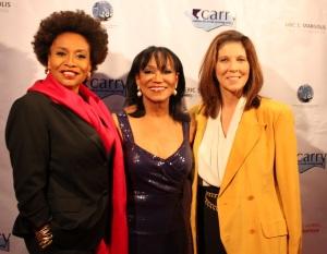 Jeniffer Lewis, Dr. Pearl Grimes, Atty. Debra Opri