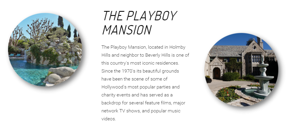 City Gala 2016 Playboy_Mansion_Pic