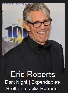 Eric Roberts – brother of Julia Roberts