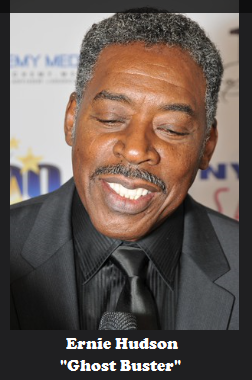 Ernie Hudson – Ghost Buster the Movie