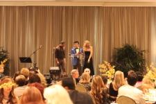 David Longoria at Safe Passage 16th Annual Gala