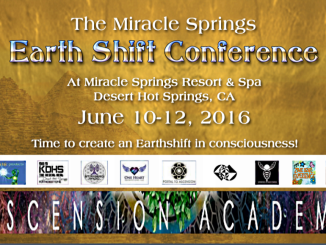 EARTH SHIFT CONFERENCE 2016