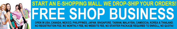 Free Drop Shipping Business