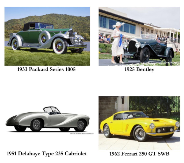 Greystone Concours Flyer May 3 2015 cars