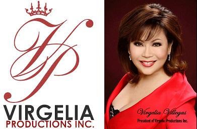 Virgelia Productions Flyer